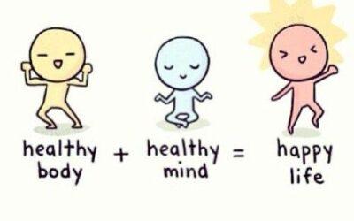Ogni giorno può essere quello giusto per iniziare: mente sana in corpo sano, vita felice